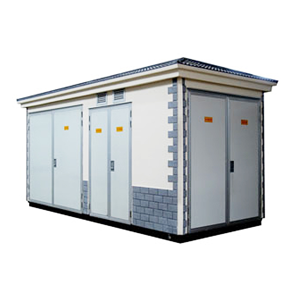 YB□-6-35系列預裝式變電站